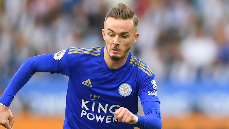 Leicester boss Rodgers rules out winter sales with Maddison linked to Man Utd