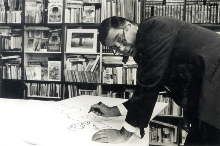 Creator of the Mr. Men series, Roger Hargreaves had his first book published in 1971