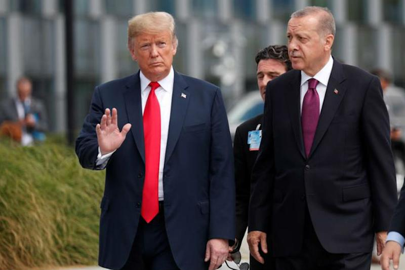 After Russian Missile Purchase, Erdogan Says Trump Should 'Find Middle Ground', Waive Sanctions on Turkey