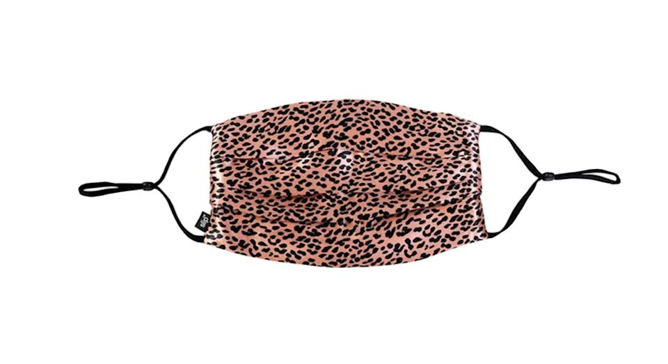 Reusable Silk Face Covering by Slip