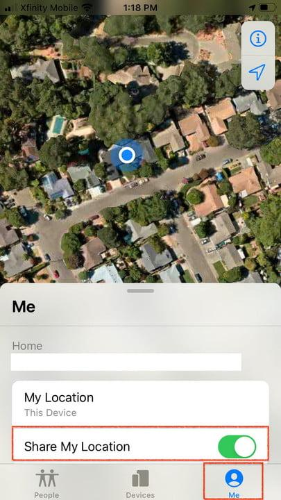 how to use the find my app on iphone findintro2