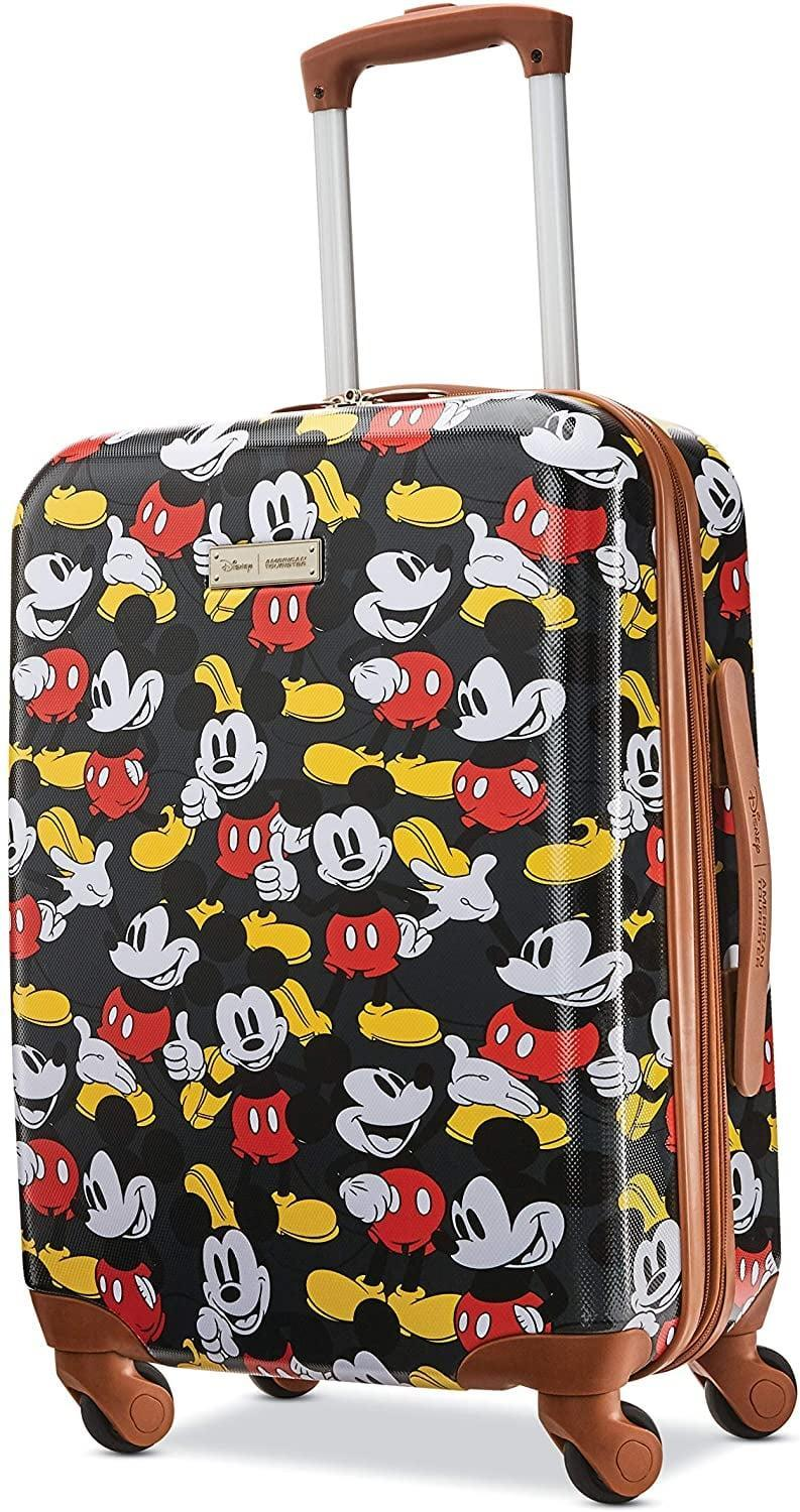 <p>Give your luggage that Disney makeover with the <span>American Tourister Disney Hardside Luggage with Spinner Wheels, Mickey Mouse Classic</span> ($80). It's perfect for carry-on!</p>