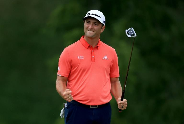 Spain's Jon Rahm plays his first event with the world number one ranking at this week's WGC St. Jude Invitational in Memphis, Tennessee