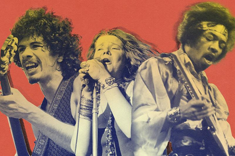 Here's How Much Woodstock Performers Got Paid 50 Years Ago — and Who's the Richest Star Now