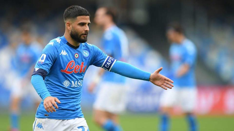 Lorenzo Insigne | Francesco Pecoraro/Getty Images