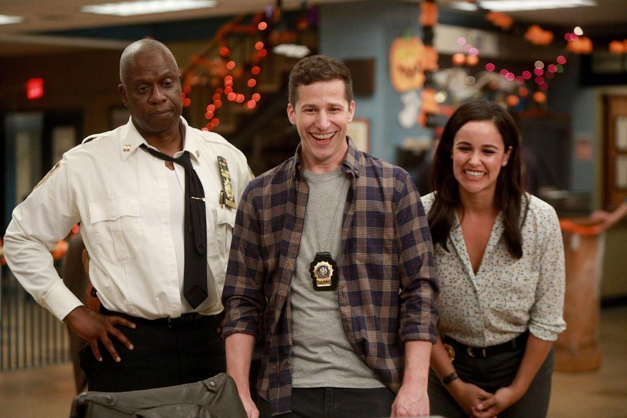 "<p><em>Brooklyn Nine-Nine </em>has become well-known for its Halloween heist episodes, so it was pretty difficult to pick a good one out of all of them. However, ""HallowVeen"" stands above the rest thanks to its fun twist at the end that had all fans jumping for joy. The episode follows the Nine-Nine as they participate in their fifth Halloween heist. This time, the whole precinct is in on the fun and tons of madness ensues that will certainly leave fans new and old wanting more. <em></em></p>"
