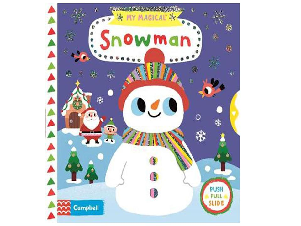 <p>Board books are lovely for little hands, and there are lots of activities in this one</p>Campbell