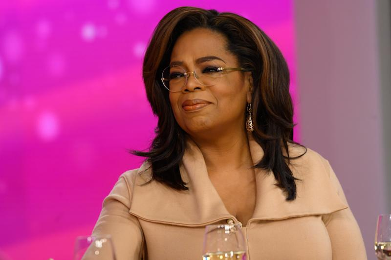 Oprah Winfrey has denied the claims she was arrested due to involvement in a trafficking ring. (Photo by: Zach Pagano/NBC/NBCU Photo Bank via Getty Images)