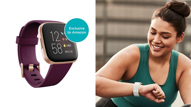 The Versa 2 comes in 6 stylish colors.