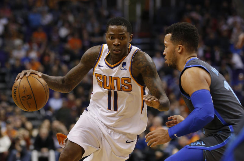 Undermanned Nets sign veteran Jamal Crawford