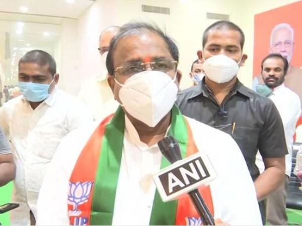 Andhra Pradesh BJP chief Somu Veerraju. (File Photo)
