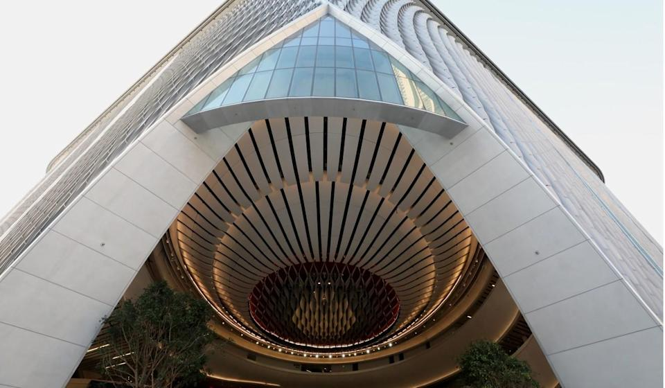 Curtain raised on Hong Kong's new Chinese opera venue but row over high rents for Xiqu Centre strikes sour note