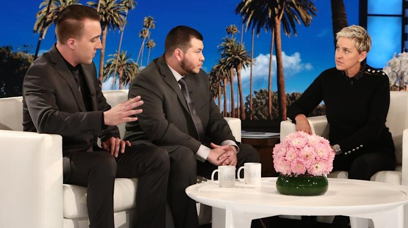 Mandalay Bay Security Guard To Appear On 'Ellen' After Ducking Other Interviews
