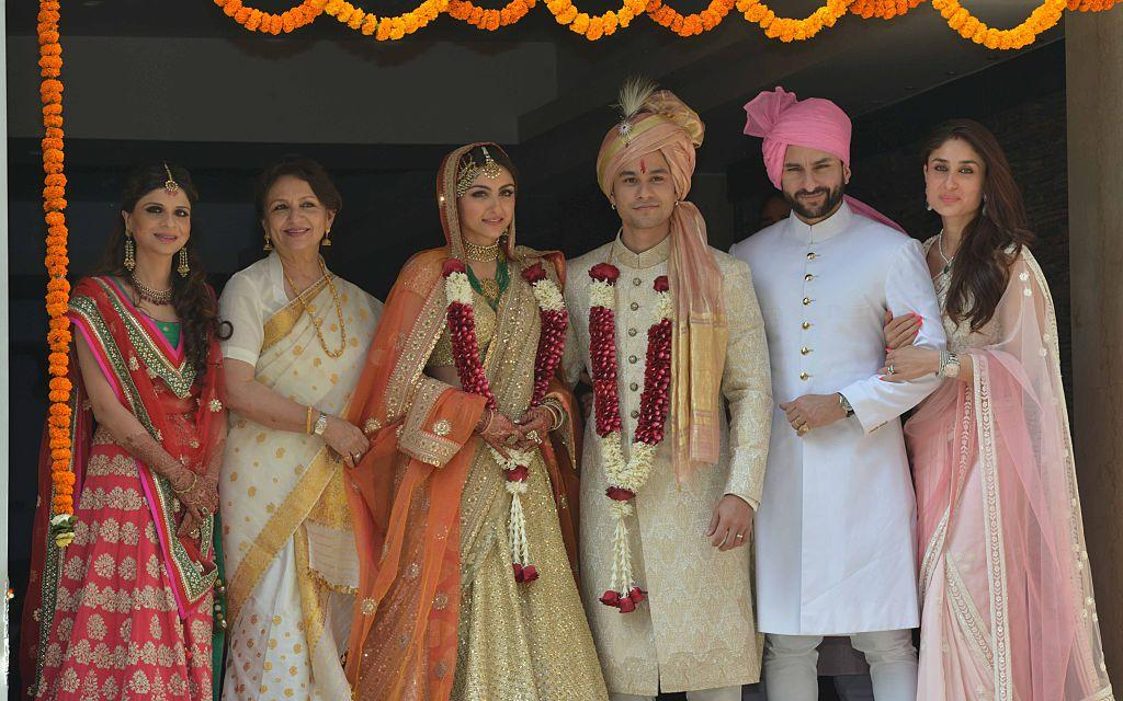 <p>Apart from Soha Ali Khan, who is an actress herself, Saif has another sister named Saba Ali Khan. She is the second born and is a jewellery designer. </p>