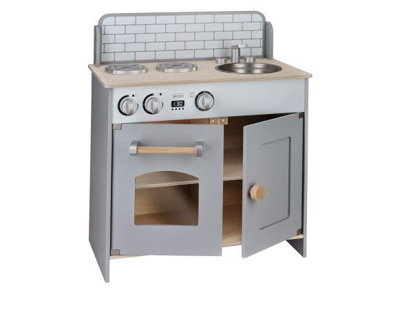 Teach the little ones their way round a kitchen with this mini delight.<br />Price: £59.00