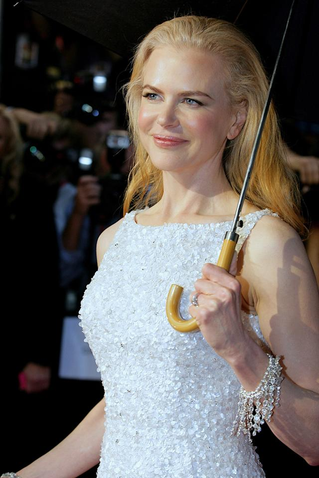 "<a href=""http://movies.yahoo.com/movie/contributor/1800018939"">Nicole Kidman</a> at the Sydney premiere of <a href=""http://movies.yahoo.com/movie/1809878217/info"">Australia</a> - 11/18/2008"