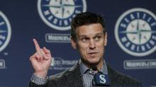 Mariners GM Jerry Dipoto made a three-team trade from his hospital bed