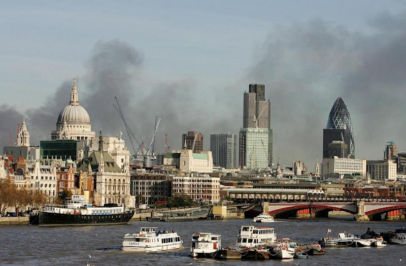 London came 53rd in the list of cities (Getty Images)