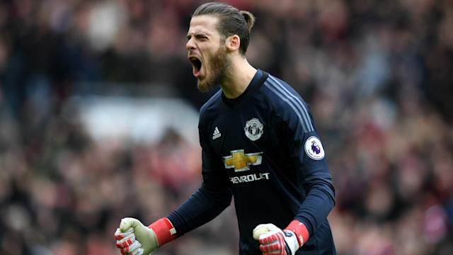 Manchester United goalkeeper David de Gea, 27, has his sights firmly set on winning trophies.