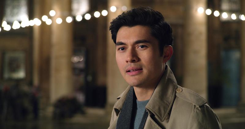 Henry Golding opens up about that huge Last Christmas twist