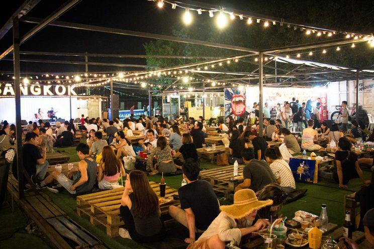 Music performances, charity drives, a beer market and over 60 food stalls will also be at Artbox Singapore