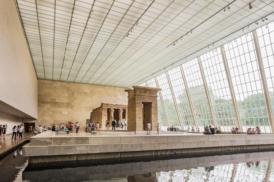 """<p><strong>Zoom out. What's this place all about?</strong><br> For nearly a century and a half, the Met has remained the cultural epicenter of <a href=""""https://www.cntraveler.com/destinations/new-york-city?mbid=synd_yahoo_rss"""" rel=""""nofollow noopener"""" target=""""_blank"""" data-ylk=""""slk:New York City,"""" class=""""link rapid-noclick-resp"""">New York City,</a> thanks to forward-thinking exhibits and an extensive permanent collection. With its Gothic-Revival-style building, iconic tiered steps, and <a href=""""https://www.cntraveler.com/activities/new-york/central-park?mbid=synd_yahoo_rss"""" rel=""""nofollow noopener"""" target=""""_blank"""" data-ylk=""""slk:Central Park"""" class=""""link rapid-noclick-resp"""">Central Park</a> location, the building is a sight to be seen. But step inside its Great Hall—as a ceaseless parade of museumgoers move to-and-fro—and you'll feel the overwhelming sense of possibility and discovery that lays beyond.</p> <p><strong>What are we going to find in the permanent collection?</strong><br> There are 5,000 years of history packed within the Met's walls. The collection includes everything from paintings by European masters to ancient Greek and Roman sculpture, to Asian textiles to clothing by iconic fashion designers. Its breadth and depth are awe-inspiring and overwhelming, in the best way possible.</p> <p><strong>What about the rotating exhibits?</strong><br> The Met offers an impressive number of non-permanent exhibits, which focus on a specific artist, theme, or moment in time. Many of them have received critical acclaim for their curation and contextualization. A Rodin exhibition, for example, showcased masterpieces such as <em>The Tempest</em>, which have not been on view in decades, in addition to paintings by the sculptor's contemporaries (Claude Monet and Pierre Puvis de Chavannes) to establish a dialogue with his works. An adjacent gallery also displayed drawings, prints, letters, illustrated books, and photographs by Rodin to showcase the evolution of his artistic pro"""