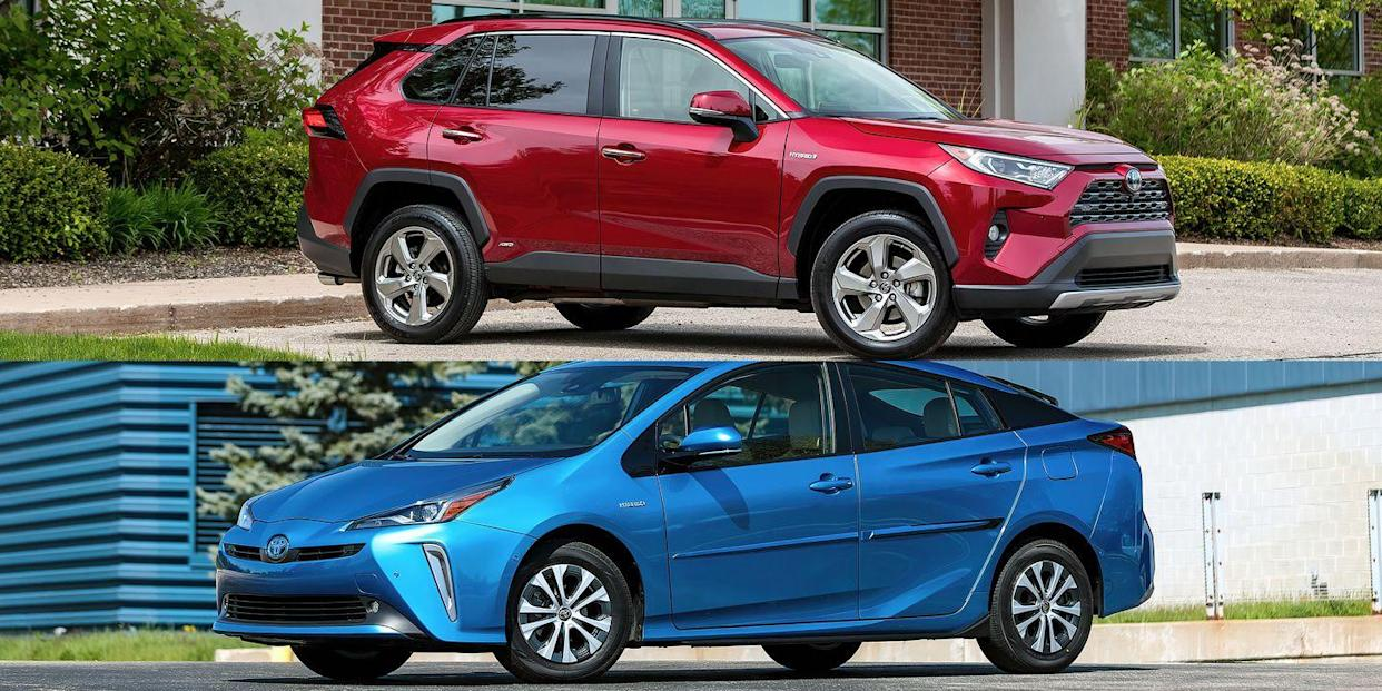 Prius On Steroids >> The Toyota Rav4 Hybrid Topples The Prius As Toyota S Best Selling