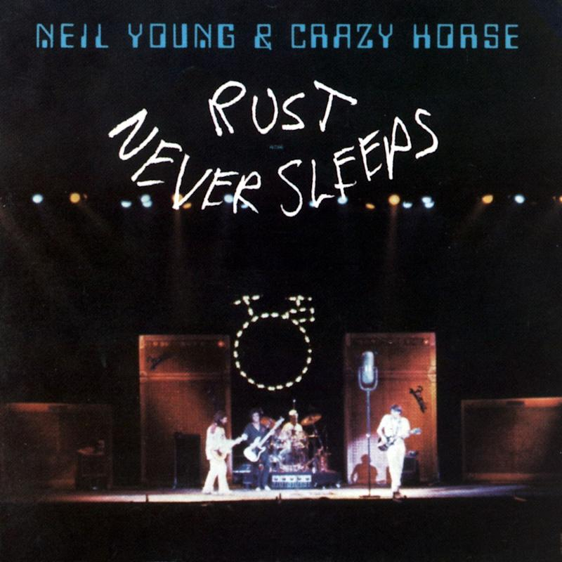Classic Album Review: A New Neil Young & Crazy Horse Awaken on Rust Never Sleeps
