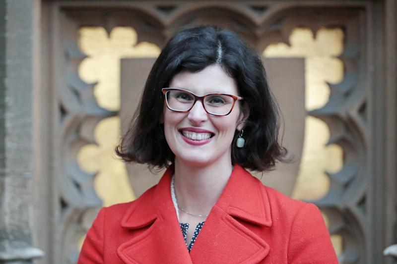 "File photo dated 16/12/2019 of Liberal Democrat MP Layla Moran who has come out as pansexual and criticised Parliament as a ""weird, backwards place"" for LGBTQ people."