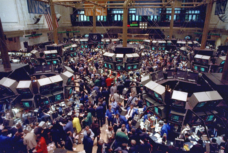 Have we seen this story before? Black Monday 30 years later