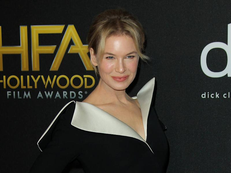 Renee Zellweger loved incognito chats during acting break