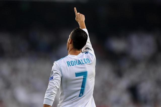 Cristiano Ronaldo's remarkable record makes grim reading for Tottenham