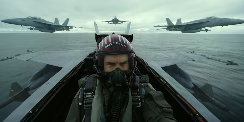 Tom Cruise takes flight in first trailer for Top Gun: Maverick: Watch