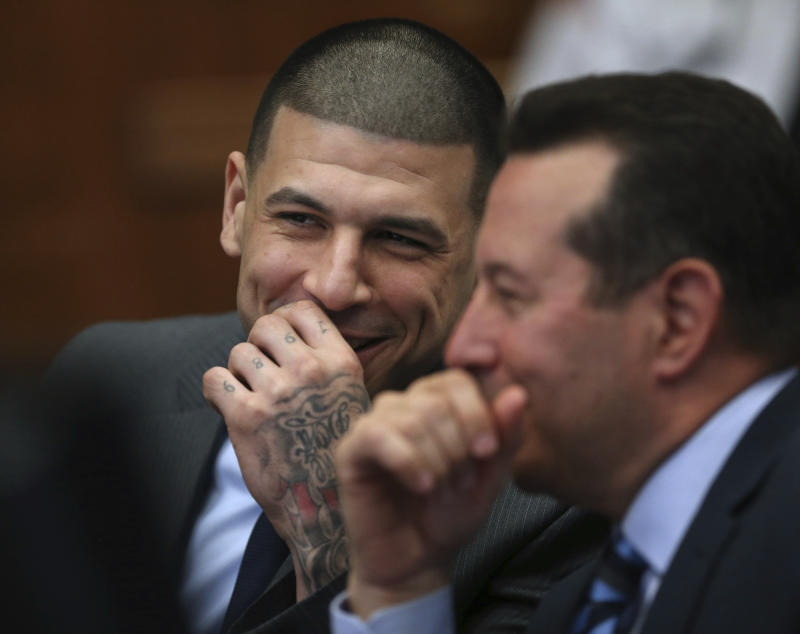 Aaron Hernandez Identified As Shooter By Survivor From