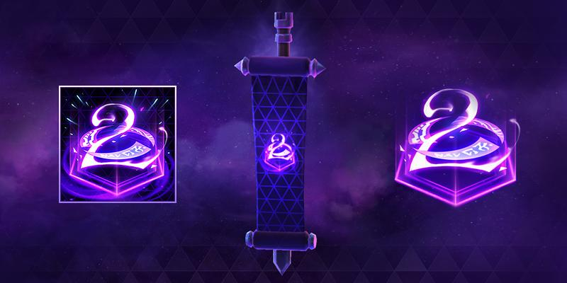 Heroes of the Storm's anniversary events have some exclusive items. (Blizzard)