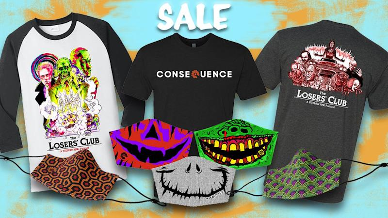Exclusive Merch Bundles on Sale at the Consequence Store for Prime Day