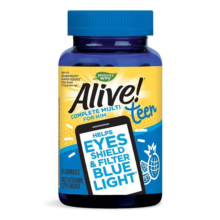 Alive! Teen Multivitamin for Him