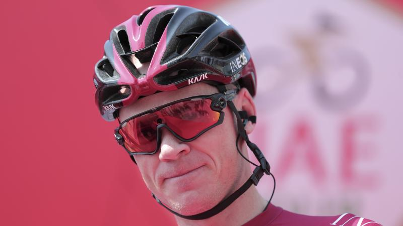 Coronavirus outbreak: Two riders test positive as UAE Tour cancelled