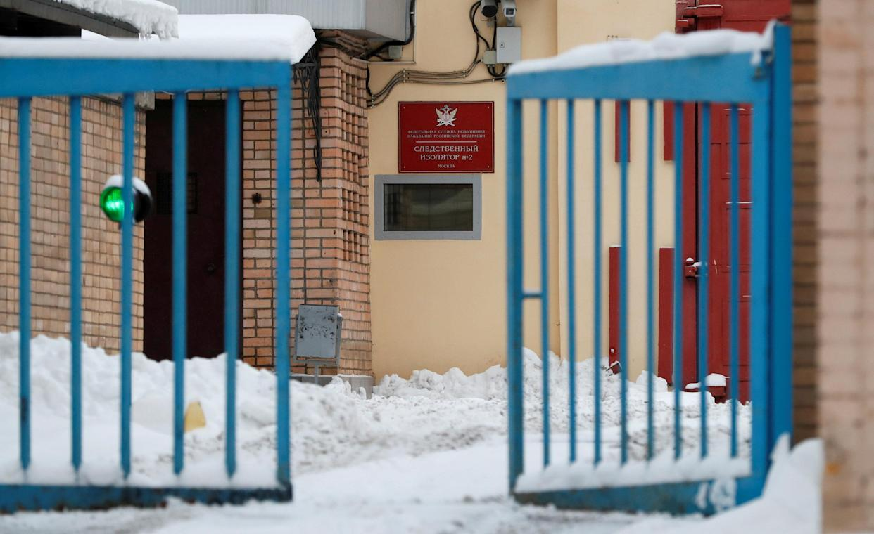 <em>It is thought that Mr Whelan is being held at pre-trial detention centre Lefortovo in Moscow (Picture:REUTERS/Shamil Zhumatov/File Photo)</em>