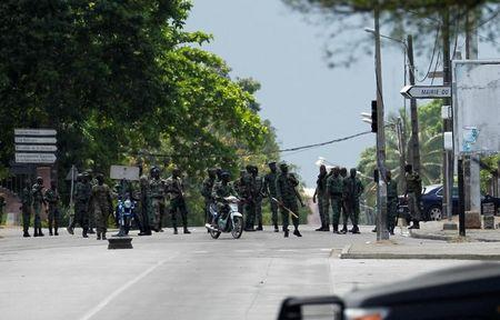 Gunshots reported in Ivory Coast's major cities