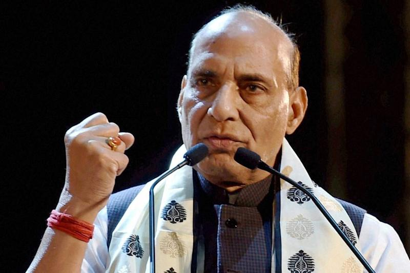 Defence Minister Rajnath Singh to Pay 3-day Visit to Russia From Monday to Attend Grand Parade