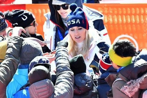 <p>US ski star Vonn 'hurt' by anti-American claims</p>