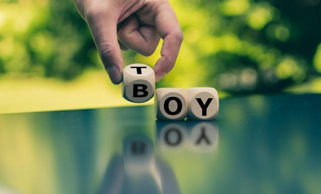 Is the term toyboy sexist? [Photo: Getty]
