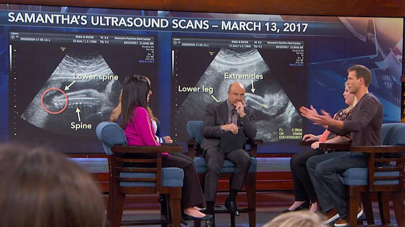 Dr. Travis Stork Gives 19-Year-Old Ultrasound Results: 'It's Heartbreaking'