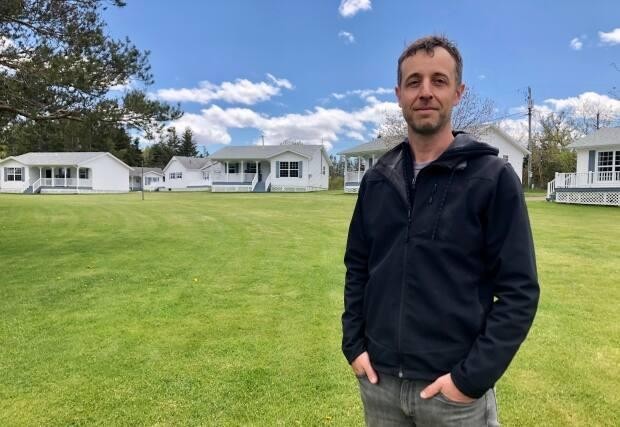 'Islanders I think are itching to travel, and going further afield and not doing staycations,' says Dan James, owner of Kindred Spirits Inn and Cottages in Cavendish. (Steve Bruce/CBC - image credit)