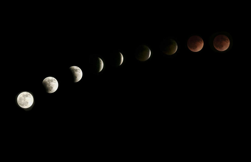 Saturday morning will see the longest total lunar eclipse so far this century.