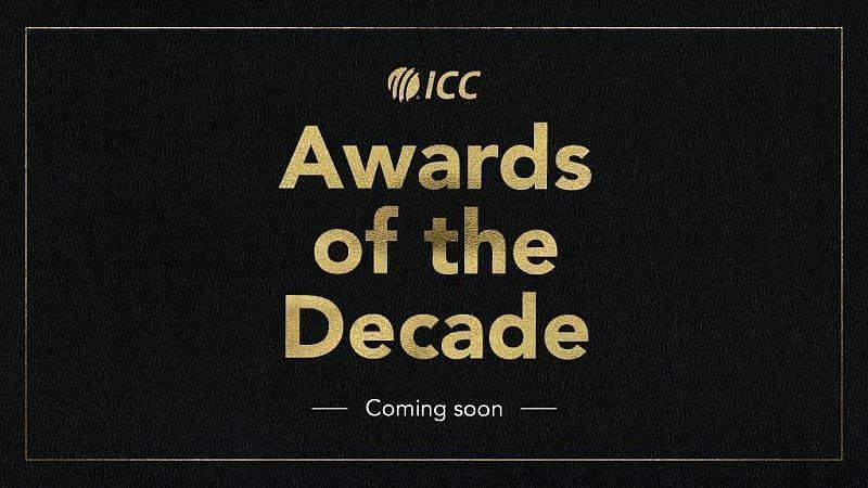 ICC Player of the Decade Awards are set to be announced soon