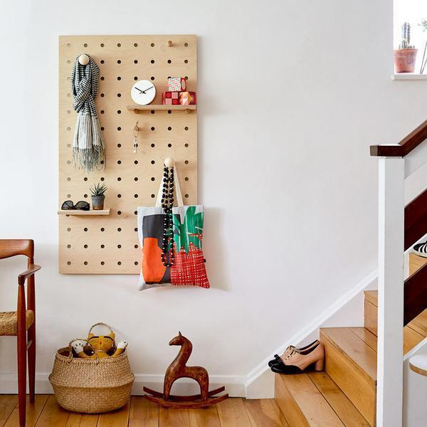 """Wearth is an eco-friendly website specialising in zero-waste products for everyday life. It champions UK brands and makers, showcasing everything from beauty to fashion and homeware, but its furniture curation is particularly impressive. We love this peg board, which is as utilitarian as it is decorative.<br><br><strong><a href=""""https://www.wearthlondon.com/"""" rel=""""nofollow noopener"""" target=""""_blank"""" data-ylk=""""slk:Wearth London"""" class=""""link rapid-noclick-resp"""">Wearth London</a></strong><br><br><strong>Kreis Design</strong> Peg-It-All Pegboard (Natural), $, available at <a href=""""https://www.wearthlondon.com/handcrafted-sustainable-furniture/all-handmade-furniture/kreis-design-peg-it-all-pegboard"""" rel=""""nofollow noopener"""" target=""""_blank"""" data-ylk=""""slk:Wearth London"""" class=""""link rapid-noclick-resp"""">Wearth London</a>"""