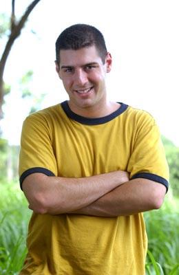 "Rob Cesternino, computer projects coordinator, 24 CBS' Survivor: Amazon <a href=""/baselineshow/4800772"">Survivor: The Amazon</a>"