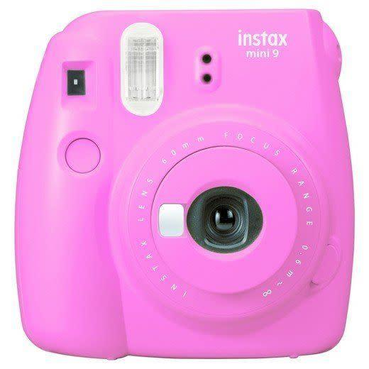 Includes camera and 10-count rainbow instant film.<br>Full price: $85<br><span>Sale price: $60</span>